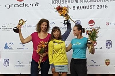 Klaudia nokautuje na Serbian-Slovenian Open!