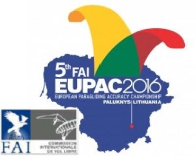 Mistrzostwa Europy w Celności Lądowania 2016