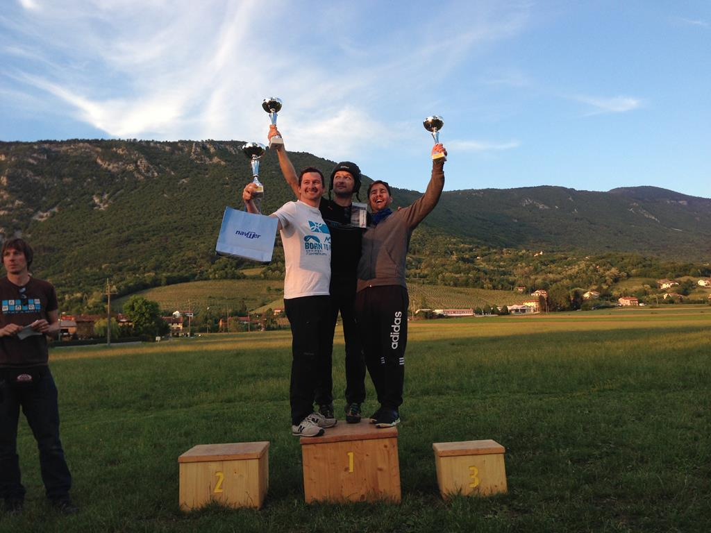 Podium Soca Open Valley 2017